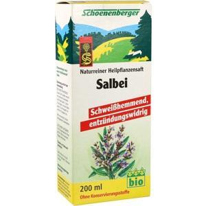 SALBEI SAFT Schoenenberger Heilpflanzensäfte