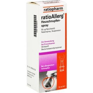 RATIOALLERG Heuschnupfen Nasenspray