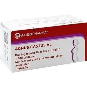 AGNUS CASTUS AL Filmtabletten