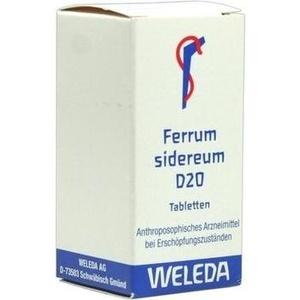 FERRUM SIDEREUM D20