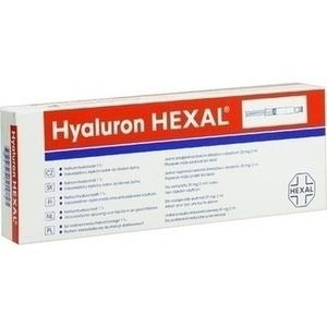 Hyaluron Hexal Fertigspritzen