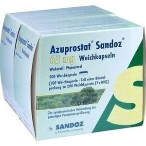 Azuprostat® Sandoz 65 mg Weichkapseln