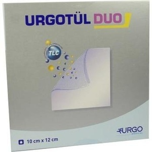 URGOTÜL Duo 10x12 cm Wundgaze