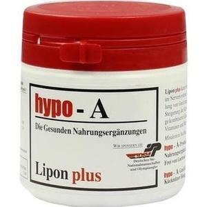 HYPO A Lipon Plus Kapseln