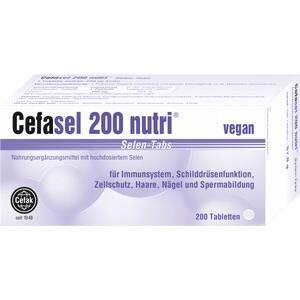 CEFASEL 200 NUTRI SELEN TA
