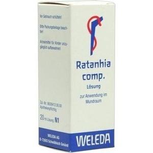 RATANHIA COMP AEUSSERL