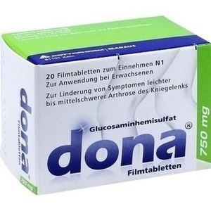 DONA 750 mg Filmtabletten