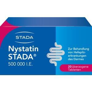 Nystatin STADA 500000I.E.