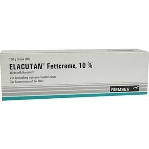ELACUTAN Fettcreme