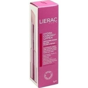 LIERAC Hydra-Chrono Lippenpflege getönt