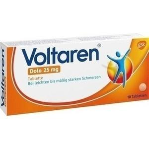 VOLTAREN Dolo 25 mg überzogene Tabletten