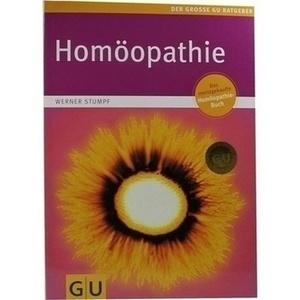 GU Homöopathie, großer Ratgeber, Stumpf