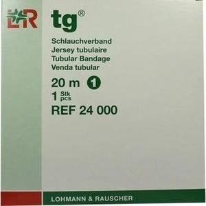 TG Schlauchverband Gr.1 20 m weiß