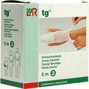 TG Schlauchverband Gr.3 5 m weiß