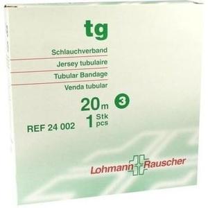 TG Schlauchverband Gr.3 20 m weiß