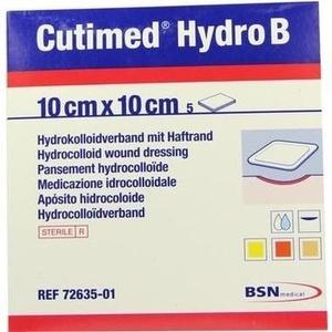 CUTIMED Hydro B Hydrok.Ver.10x10 cm m.Haftr.