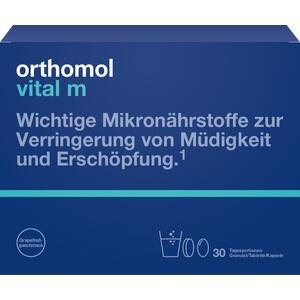 Orthomol Vital m Tabletten/Kapseln Kombipackung