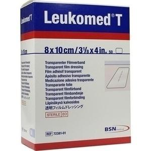 LEUKOMED transp.sterile Pflaster 8x10 cm