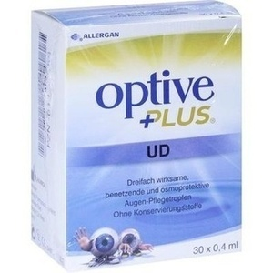 OPTIVE PLUS UD Augentropfen