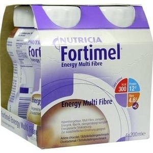 FORTIMEL Energy MultiFibre Schokoladengeschmack