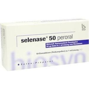 SELENASE 50 peroral Lösung zum Einnehmen