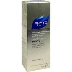 PHYTO PHYTO 7 Haartagescreme trockenes Haar