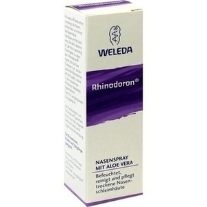 RHINODORON Nasenspray Aloe Vera
