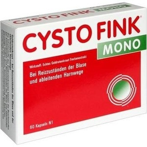 Cysto Fink® mono Kapseln