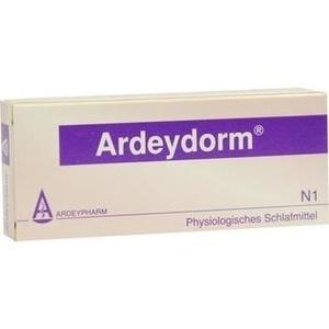 ARDEYDORM Tabletten