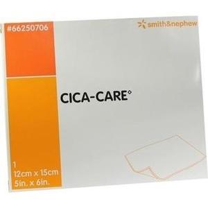 CICA CARE 12x15 cm dünne Silikongelplat.z.Narbenb.