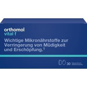 ORTHOMOL Vital F 30 Tabl./Kaps.Kombipackung