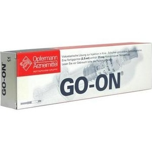 go-on® Fertigspritzen