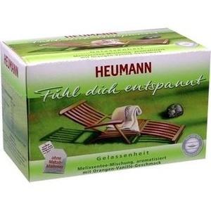 HEUMANN Tee fühl dich entspannt Filterbeutel