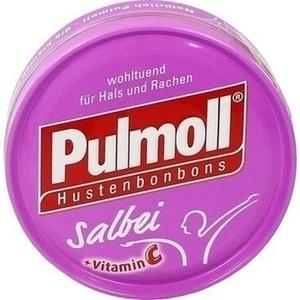 PULMOLL Salbei Bonbons
