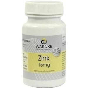 ZINK 15 mg Tabletten