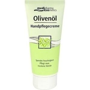 Abbildung von Olivenöl Handpflegecreme