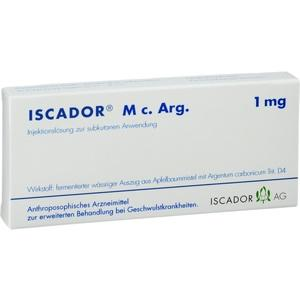 ISCADOR M c.Arg 1 mg Injektionslösung