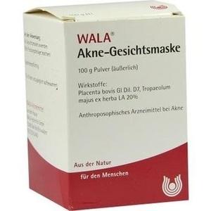 WALA Akne Gesichtsmaske