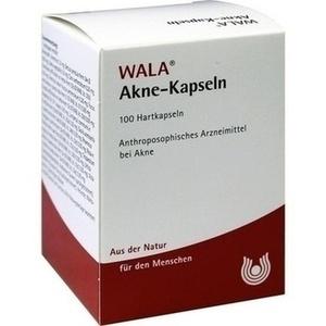 WALA Akne Kapseln