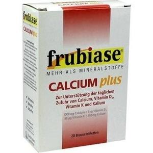 FRUBIASE CALCIUM+Vitamin D Brausetabletten
