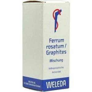 FERRUM ROSATUM /GRAPHITES Dilution