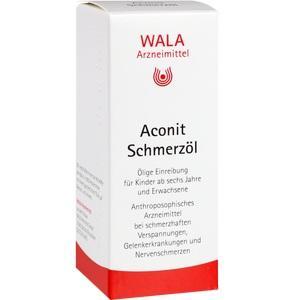 Abbildung von Aconit Schmerzöl  öl