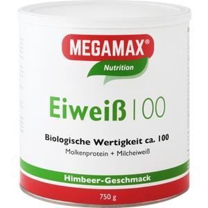 EIWEISS HIMBEER Quark Megamax Pulver