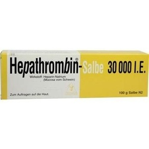 HEPATHROMBIN Salbe 30.000