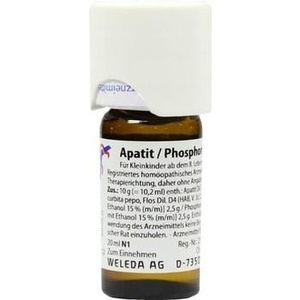 APATIT/PHOSPHORUS comp.K Dilution
