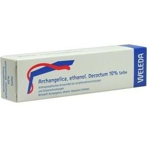 ARCHANGELICA 10% Salbe
