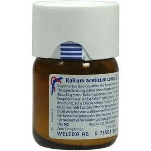 KALIUM ACETICUM comp.D 3 Trituration