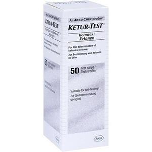 KETUR-TEST Teststreifen
