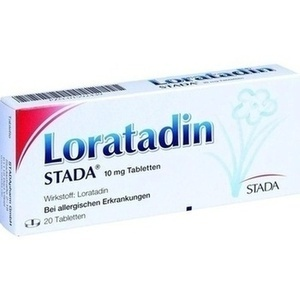 Loratadin STADA® 10mg Tabletten