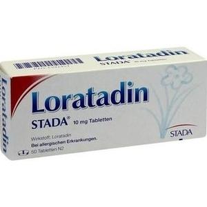 Loratadin STADA® 10mg Tabletten